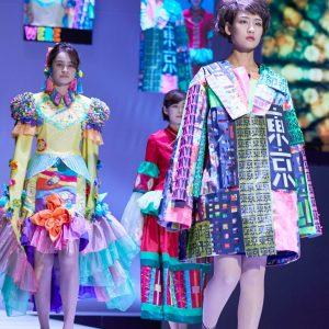 ファッションショー順位発表!