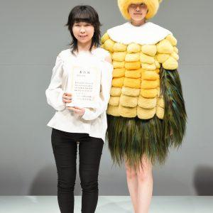 JFAファーデザインコンテスト2018に入賞!