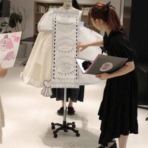 ファッションショー製作レポート①
