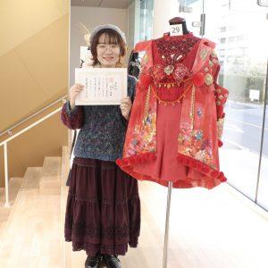 創立84周年記念ファッションショー 表彰式